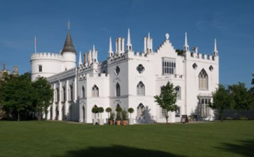 Strawberry Hill House)