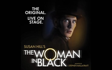 The Woman In Black at the Fortune Theatre)