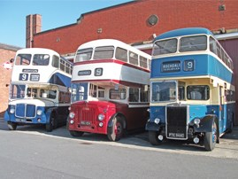 Museum of Transport Greater Manchester