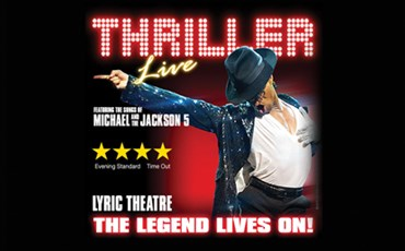 Thriller - Live at the Lyric Theatre)
