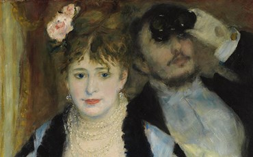 National Gallery - Courtauld Impressionists: From Manet to Cezanne)