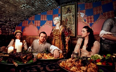 The Medieval Banquet)