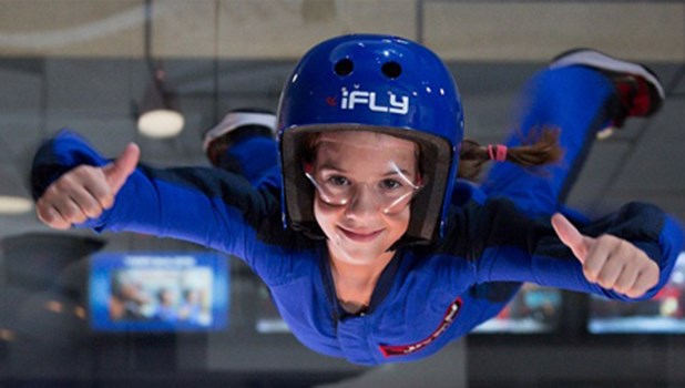 iFLY Indoor Skydiving Basingstoke Tickets 2FOR1 Offers