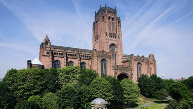 Image result for liverpool cathedral