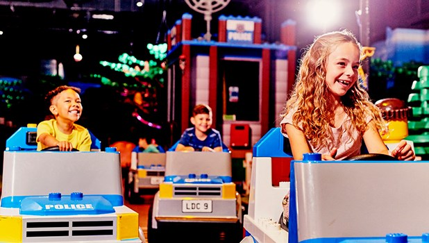 LEGOLAND® Discovery Centre Manchester Tickets 2FOR1 Offers