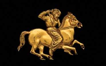 The British Museum - The BP exhibition Scythians: warriors of ancient Siberia)