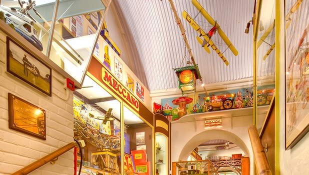 Brighton Toy And Model Museum Tickets 2for1 Offers