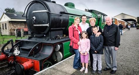 The Bo'ness & Kinneil Railway