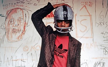 Barbican Centre - Basquiat: Boom for Real)