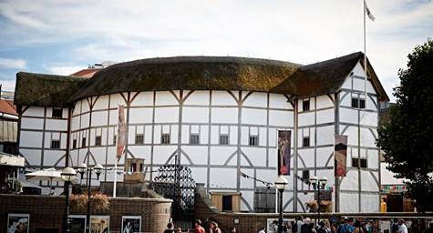 Shakespeare's Globe  Exhibition & Theatre Tour
