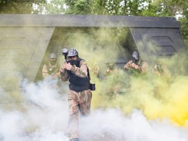 Delta Force Paintball Manchester