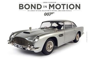 London Film Museum: Bond in Motion)