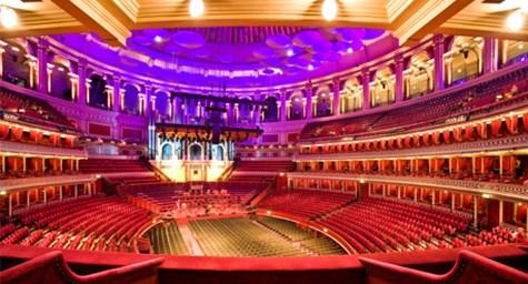 Royal Albert Hall - Grand Tour