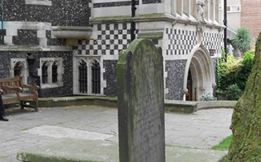 Forgotten London - Heroes and Villains of London's Old Quarter)