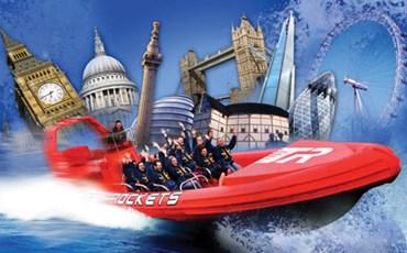 Thames Rockets – Ultimate London Adventure)
