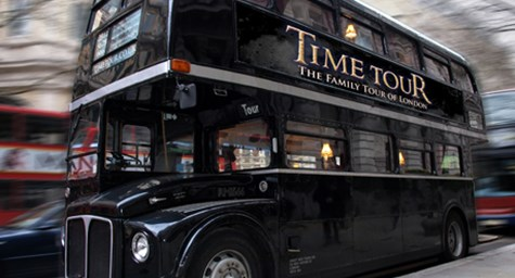 The London Time Tour Bus - A Journey Through London, Through Time!