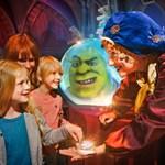 DreamWorks Tours; Shrek's Adventure! London