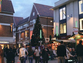 Whitefriars Canterbury Shopping Centre