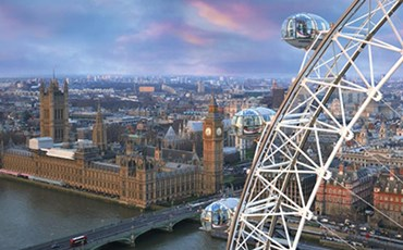 The Coca-Cola London Eye)