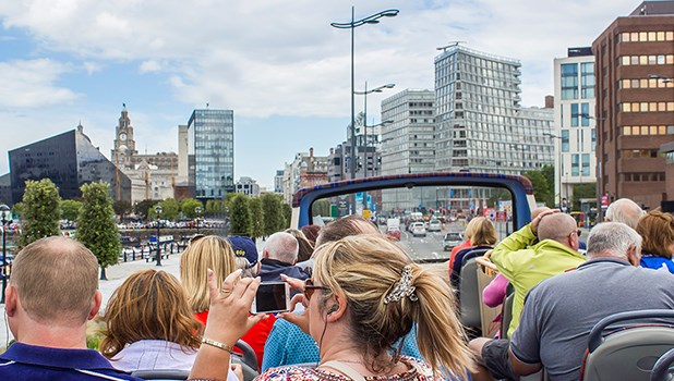 City Sightseeing Liverpool Tickets 2FOR1 Offers