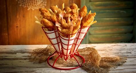 Bubba Gump Shrimp Company London