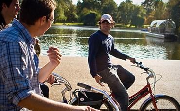 Fat Tire Bike Tour - London)