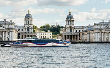 MBNA Thames Clippers)