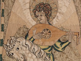 Victoria & Albert Museum (V&A) - Opus Anglicanum : Masterpieces of English Medieval Embroidery
