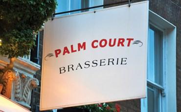 Palm Court Brasserie)