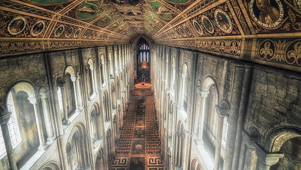 Secret Garden: Ely Cathedral & Stained Glass Museum Tickets 2FOR1 Offers