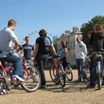 Fat Tire Bike Tour - London