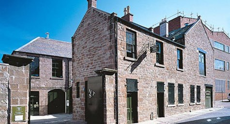 Scotland's Jute Museum @ Verdant Works