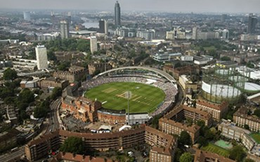 Kia Oval Cricket Ground)
