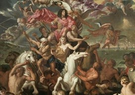 Tate Britain - British Baroque: Power and Illusion