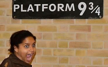 Harry Potter London Walk)