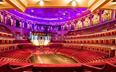 Royal Albert Hall - Grand Tour)
