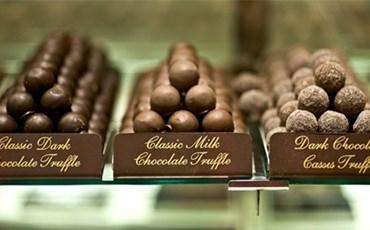 Chocolate VIP Tour of London)