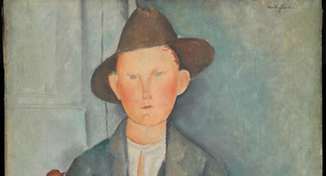 Tate Modern - Modigliani