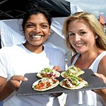 Foodies Festival: Alexandra Palace