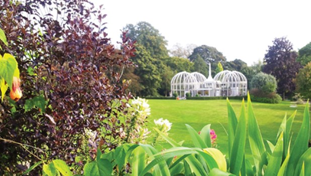 Image result for Birmingham Botanical Gardens