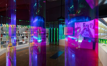 Victoria and Albert Museum (V&A) - The Future Starts Here)