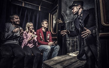 The London Dungeon)